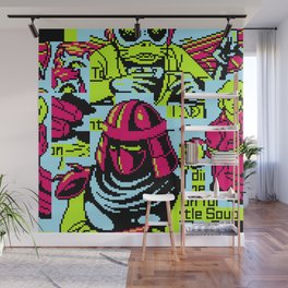 Turtle Soup Wall Mural