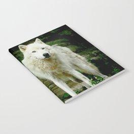 Grey Wolf Notebook