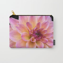 Dahlia in Bloom Carry-All Pouch