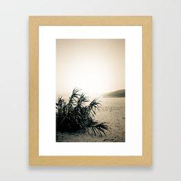 Cabedelo I Framed Art Print
