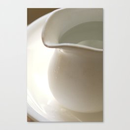 Water Pitcher Canvas Print