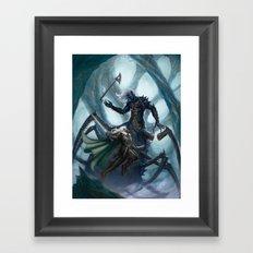 Drizzt Framed Art Print