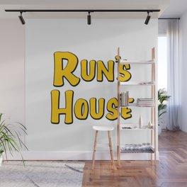 Run's House (Fuller House) Wall Mural