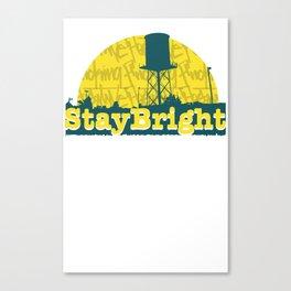 StayBright:Pomona Canvas Print