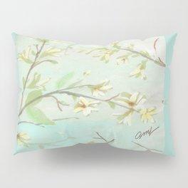 forsythia  Pillow Sham