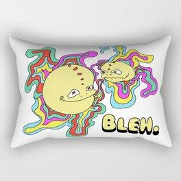 Similar Minds Rectangular Pillow