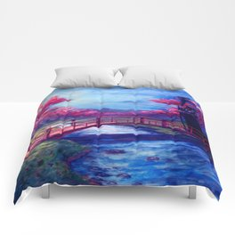 A good day to die Comforters