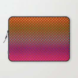 Regenbogenherzen - Rainbow hearts Laptop Sleeve