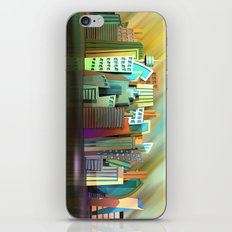 City of Color iPhone Skin