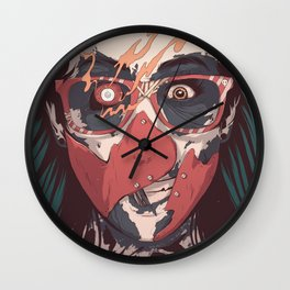 SELF ✖ INFLICTED Wall Clock