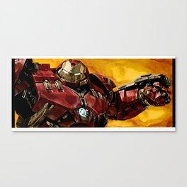 HulkBuster Canvas Print