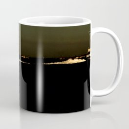 The river after sunset Coffee Mug