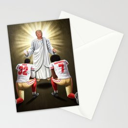 You Will Stand for Me im God. Stationery Cards