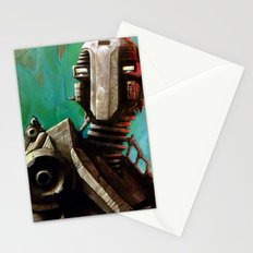 Twin #1 Robot Stationery Cards