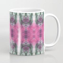 Colorful Garden Shibori Coffee Mug