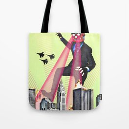 King Con Tote Bag