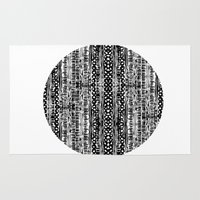 dot Area & Throw Rugs featuring Dot by Tillytyler