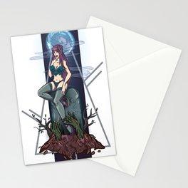 Zombie & Vampire Stationery Cards