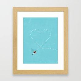 If I Had a Bike Framed Art Print