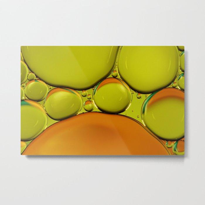 Oranges & Limes Metal Print