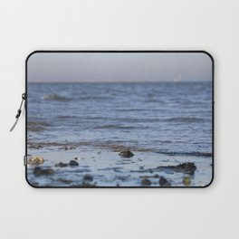 Shells in the sand 5 Laptop Sleeve