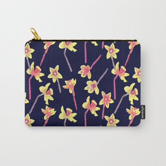 Abandoned flowers Carry-All Pouch
