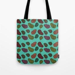 420 Nug Pattern Tote Bag