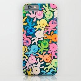 W. A. R.  iPhone Case