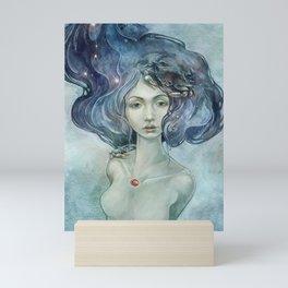 Zodiac Cancer Mini Art Print