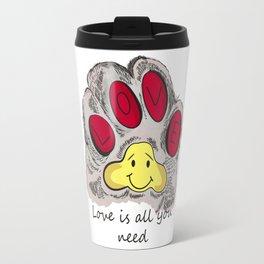 Cat's paw Travel Mug