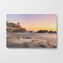 Peaceful atmosphere after sunset Metal Print