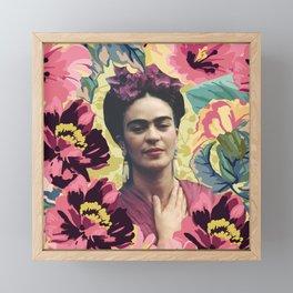 Frida Kahlo VII Framed Mini Art Print
