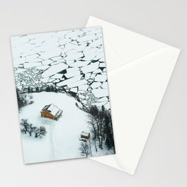 Puzzle Pieces Stationery Cards