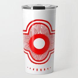 Healing Symbol Travel Mug
