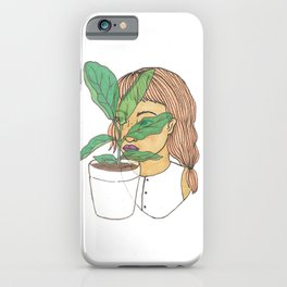 Fig Dreams iPhone Case