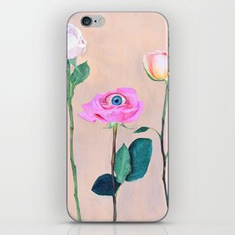 Beauty is in the Eye iPhone Skin
