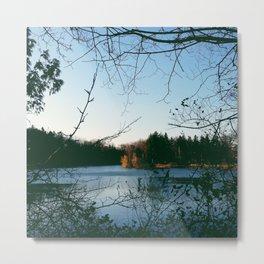 Kingswood Lake Metal Print