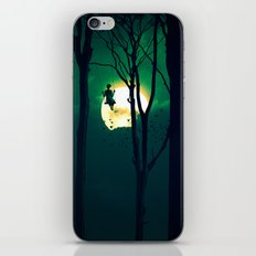 A Girls Dream (portrait version) iPhone & iPod Skin
