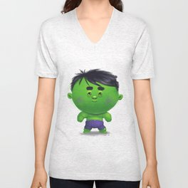 The Incredible Cute Unisex V-Neck
