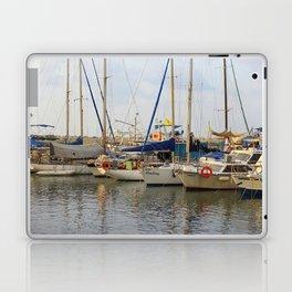 A boat called Feeling Laptop & iPad Skin