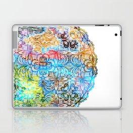 Colorful Manadala Laptop & iPad Skin