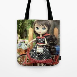 ** Milk and bread for breakfast ** Tote Bag