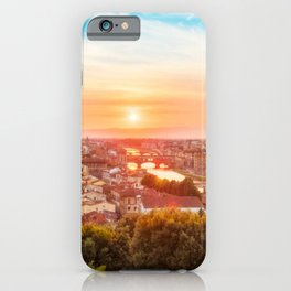 Florence, Italy iPhone Case