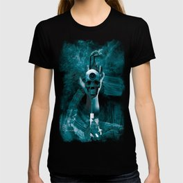 """The Death of Life"" Dark Surrealistic Art T-shirt"