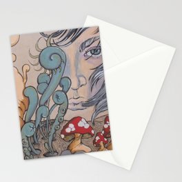 My Garden Grows Stationery Cards