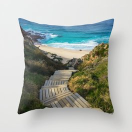 Tip of The African Continent  Throw Pillow
