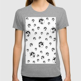 BEAUTIDFUL GIFTS FOR THE SIBERIAN HUSKY DOG LOVER FROM MONOFACES FOR YOU IN 2021 T-shirt