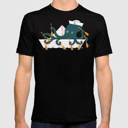 Sailor Octopus T-shirt