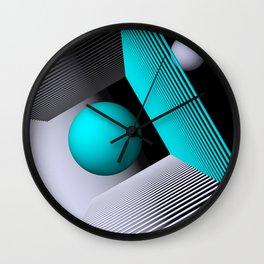 3D-geometry -2- Wall Clock