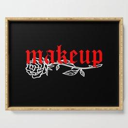 makeup Serving Tray